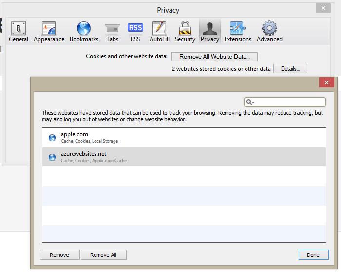 AppCache-Safari-for-Windows