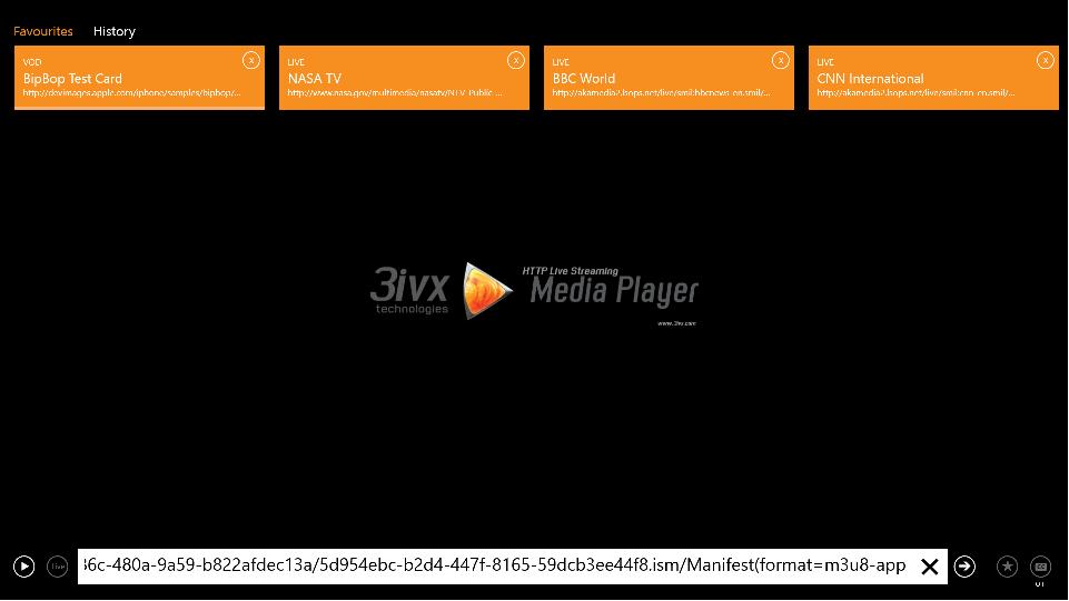 3ivx Media Player