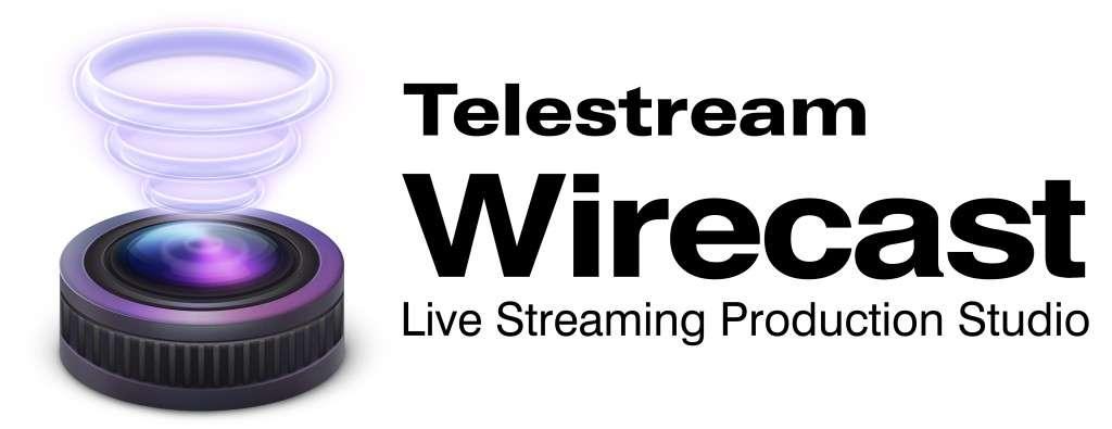Telestream-Wirecast-logo