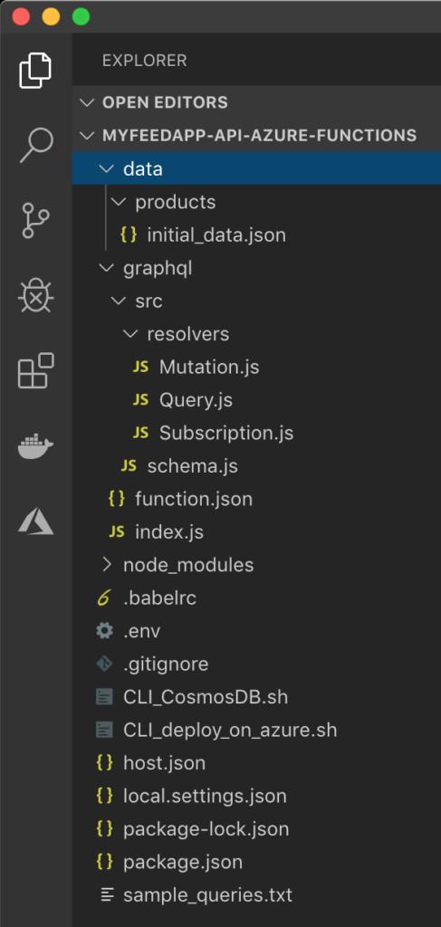 Desplegar Una Api Con Graphql En Azure Functions Return Gis